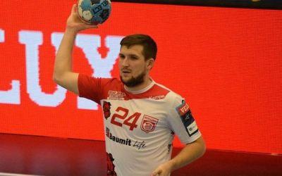 Handbalistul Nicușor Negru și-a prelungit contractul cu Dinamo