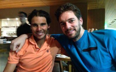 Rafa Nadal și Pau Gasol au strâns peste 14 milioane de euro pentru lupta împotriva covid19