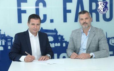Ianis Zicu și-a prelungit contractul cu Farul