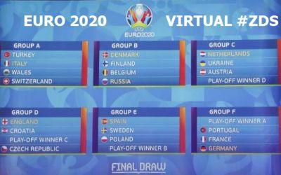 Campionatul European 2020 se joacă virtual pe paginile de sociaizare ale Ziarul de Sport. Alege câștigătoarele