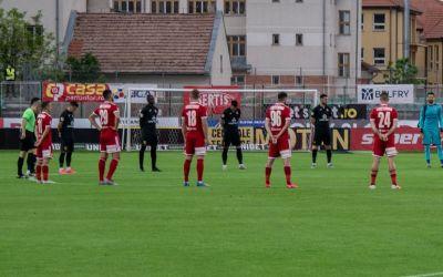 Liga 1 s-a reluat: Voluntari s-a distrat cu Clinceni, iar Sepsi și Hermannstadt au remizat