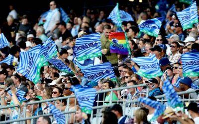 VIDEO / Peste 40 000 de spectatori au asistat la un meci de rugby în Noua Zeelandă