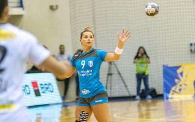 Nora Mork și-a reziliat contractul cu CSM București