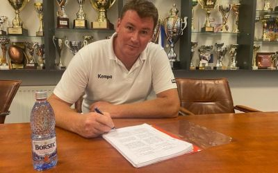 Elodor Voica a preluat funcța de antrenor al echipei de handbal masculin a CSM București