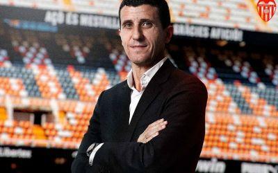 Valencia l-a numit antrenor pe Javi Gracia