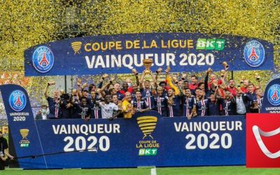 PSG a câștigat Cupa Ligii Franței