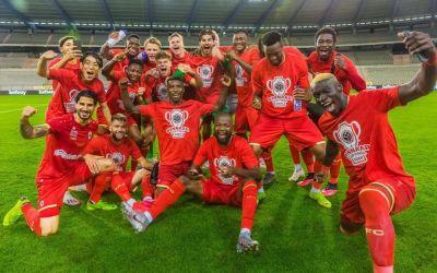 Antwerp a câștigat Cupa Begiei