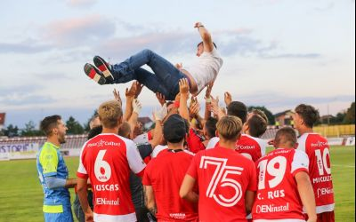 UTA și FC Argeș au promovat în Liga 1. Mioveni merge la baraj