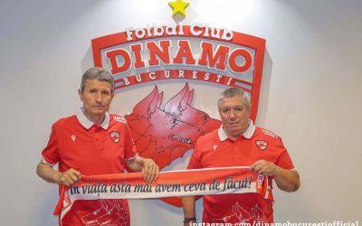 Mulțescu și Țălnar vor continua la Dinamo și sub noul patronat