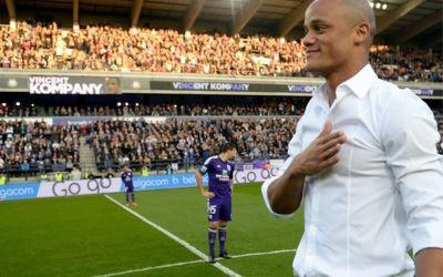 Vincent Kompany s-a retras din activitatea de jucător, dar rămâne antrenor la Anderlecht