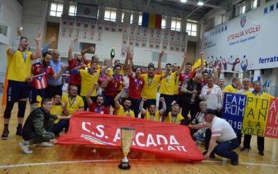 Arcada Galați, reprezentanta României în Liga Campionilor, și-a prezentat lotul pentru sezonul viitor