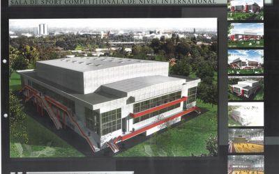 FOTOGALERIE / Turda va avea o sală polivalentă nouă