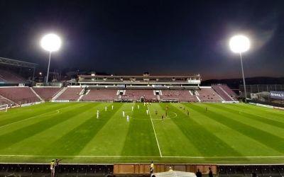CFR Cluj, eliminată de Dinamo Zagreb din Liga Campionilor, după un meci-thriller