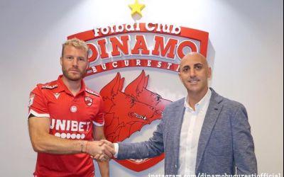 Adam Nemec a semnat cu Dinamo