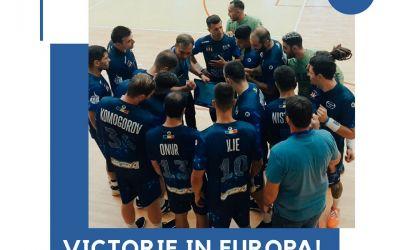 EHF European League: HC Dobrogea Sud se impune, Potaissa Turda pierde