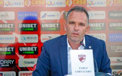 Pablo Cortacero și-a prezentat intențiile legate de investițiile la Dinamo