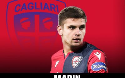Răzvan Marin a semnat cu Cagliari