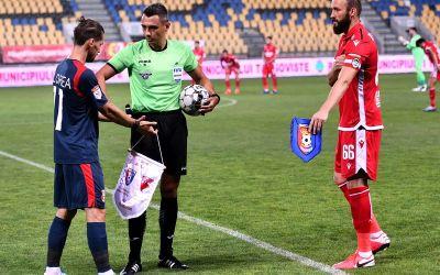 Contra a debutat cu eșec pe banca lui Dinamo, 0-1 cu Chindia