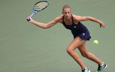 US Open: Karolina Pliskova, principala favorită, a fost eliminată