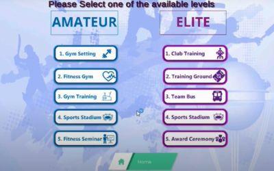 Jocul TARGET, destinat educației antidoping a copiilor și tinerilor, a fost lansat
