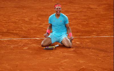 Nadal, zeul zgurii. Rafa a câștigat al 13-lea titlu la Roland Garros