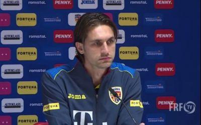 Tătărușanu s-a retras de la echipa națională. Scrisoarea de adio