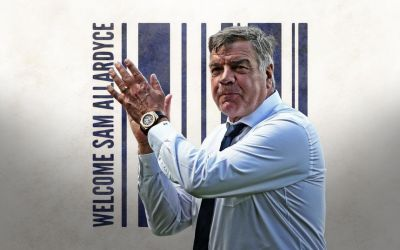 Sam Allardyce este noul antrenor al lui West Bromwich
