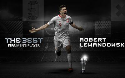 Lewandowski, desemnat cel mai bun fotbalist al lumii în 2020