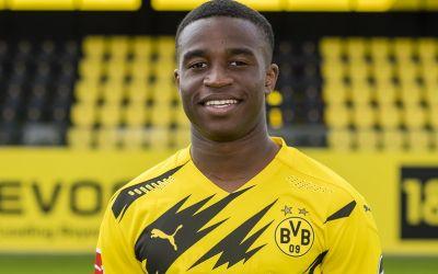 Moukoko a devenit cel mai tânăr marcator din istoria Bundesligii