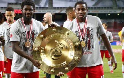 Doi fotbaliști ai RB Salzburg au fost depistați dopați