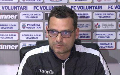 Schimbări în Liga 1: Teja, demis de la Voluntari, UTA se desparte de 7 jucători