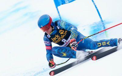 Ryan Cochran, câștigător al slalomului super-uriaș de la Bormio
