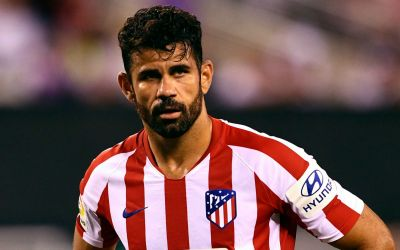 Diego Costa și-a reziliat contractul cu Atletico Madrid