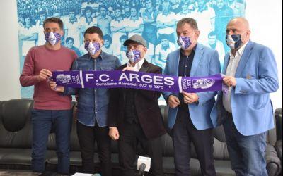 FC Argeș l-a instalat pe Jean Vlădoiu manager general și a adus un nou antrenor