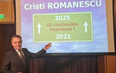 VIDEO / Cristinel Romanescu a fost reales președinte al Federației Române de Tenis de Masă