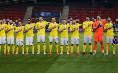 Naționala de tineret a României, egal cu Olanda, la debutul la Euro U21