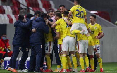 Thriller la debutul în preliminarii. România a învins Macedonia cu 3-2