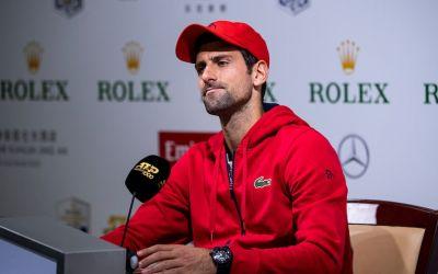 Djokovic critică amânarea turneului de la Roland Garros