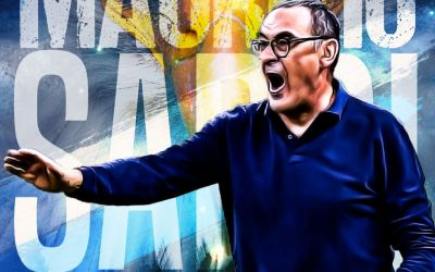 Sarri, noul antrenor al lui Lazio