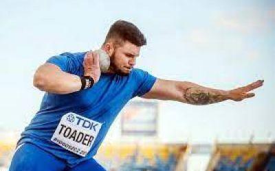 Atletul Rareș Toader s-a calficat la Jocurile Olimpice