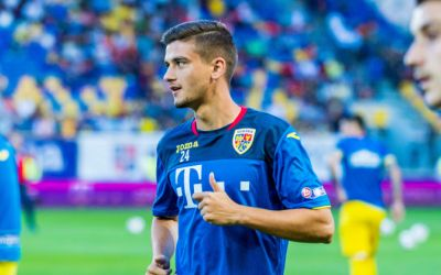 Dragoș Nedelcu o lasă pe FCSB pentru Fortuna Dusseldorf