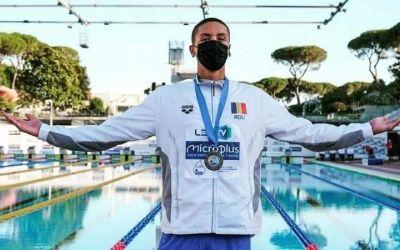 VIDEO / David Popovici, noua senzație a înotului mondial