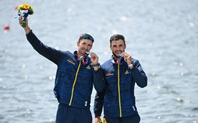 JO TOKYO 2020: A patra medalie pentru România. Argint la dublu rame pentru Cozmiuc și Tudosă