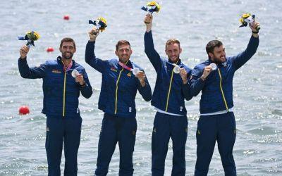 JO TOKYO 2020: A treia medalie pentru România. Argint la patru rame masculin