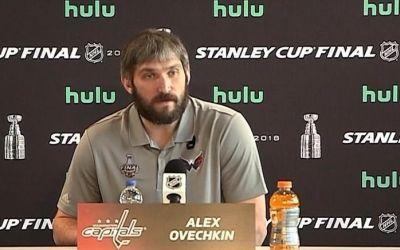 Alex Ovechkin și-a prelungit contractul cu Washington Capitals