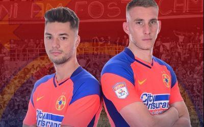 FCSB i-a transferat pe Burlacu și Mamut la schimb cu Vînă