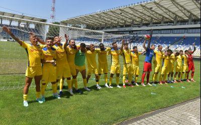 Liga 2 a început. Petrolul, Chiajna și Hermannstadt marile câștigătoare
