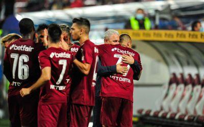 Alibec marchează,  CFR Cluj devine lider în Liga 1