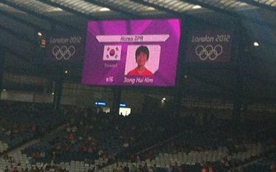 JO2012 / Coreea de Nord și cea de Sud se înfruntă la tenis de masă