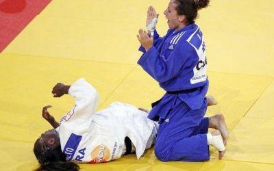 JO: Judoka Andreea Chițu a trecut de primul tur la 52 kg.